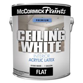 Акриловая потолочная краска Ceiling White