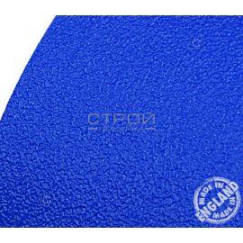 Структура синей ленты противоскользящей для влажных помещений Coarse Resilient 1.2