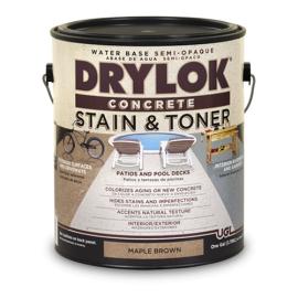 Банка 3,78 литра пропитки  для камня бетона Concrete Stain and Toner.
