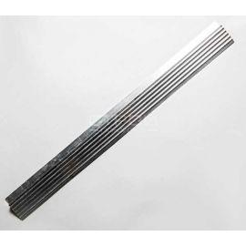 Алюминиевый профиль порог длиной 2,5 метра