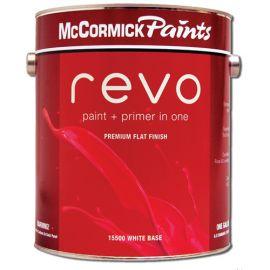 Revo Краска + Грунтовка два в одном (финишное покрытие премиум класса)