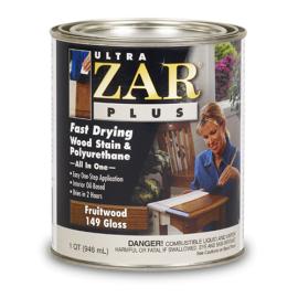 Полиуретановый цветной лак ULTRA ZAR® Plus