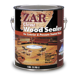 Водоотталкивающая пропитка для дерева Clear Wood Sealer