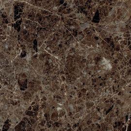 Плитка керамогранит Imperador Black 60x60 см High Gloss высокоглянцевая