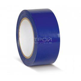 Синяя ПВХ лента для разметки и маркировки PVC Floor Making Tape.