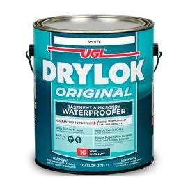 Водостойкая гидроизоляционная краска на латексной основе  DRYLOK® Original Masonry Waterproofer