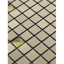 Золотая алюминиевая мозаика LP02B