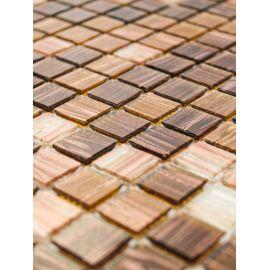 Желто-коричневая смесь мозаики для бассейна