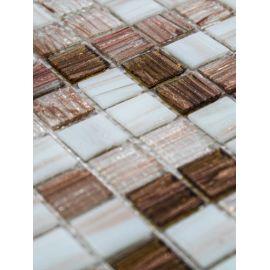 Светло-коричневый мозаичный микс для бассейна JS-16