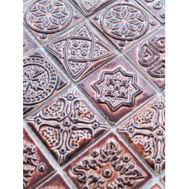 Мозаика KG4801 из керамических вставок Melian