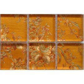 ST065 мозаика серия Золотая фольга