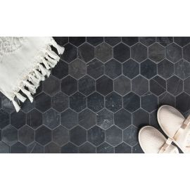 Мозаика Hexagon VBsP 64X74 Wild Stone из натурального мрамора