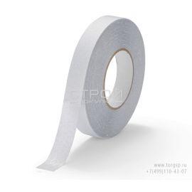 Прозрачные виниловые противоскользящие ленты Aqua Safe Heskins H3405