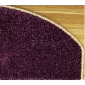 Франмент ковролиновой накладки — Purple  из фиолетового ковролина.