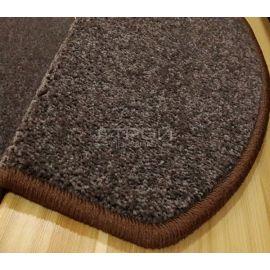 Накладка на ступени из ковролина — Ялта шоколад.