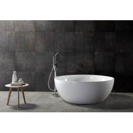 Акриловая ванна Abber AB9279 в интерьере