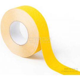 Полимерная лента Anti Slip Tape Peva yellow противоскользящая желтая