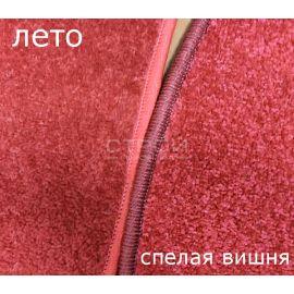 Сравнение ковриков для ступеней лестницы - Спелая ягода и Лето.