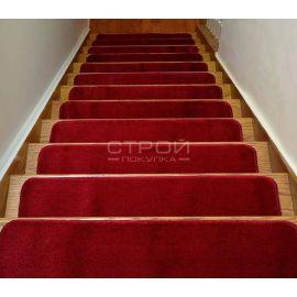 Коврики для ступеней лестницы - Спелая ягода ярко красного цвета.