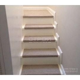Коврик для лестницы - Ялта бежевый