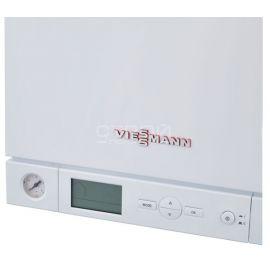 Панель контроллера котла Vitopend 100-W тип A1HB 29,9 кВт с закрытой камерой сгорания.