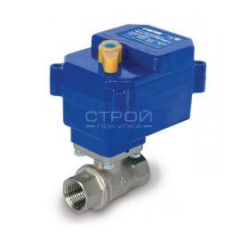 Кран с электроприводом Neptun Bugatti Pro 220В для автоматического перекрытия водопровода или газа.