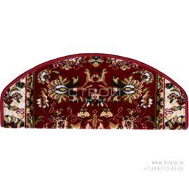 Лавана бордовый ковровая проступь на лестницу