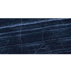 Крупноформатный керамогранит Palacio Hazel Cobalto 60x120 High Gloss с зеркальной полировкой