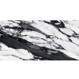 Высокоглянцевый керамогранит Palacio Calacatta Renoir 60x120 High Gloss крупноформатный