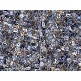 Высокоглянцевый керамогранит Palacio Rock Azul 60x120 High Gloss крупноформатный