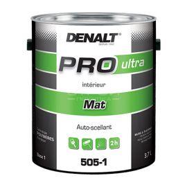 Самогрунтующаяся краска интерьерная матовая - 505 Denalt Pro для стен и потолков.