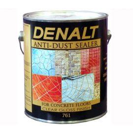 Лак гидроизоляционный Anti-Dust Sealer Gloss 761 на алкидной основе.