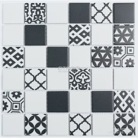 Матовая R-322 мозаика Rustic - Мозаика R-322 Rustic series 30.6*30.6 - Стройпокупка