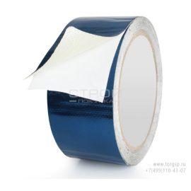 Синяя лента для ремонта тента и брезента Tarpaulin Tape Repair