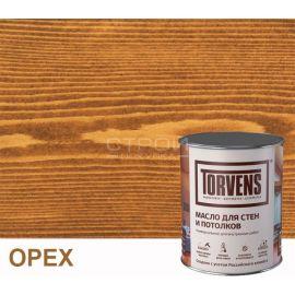 Масло для стен и потолков Torvens — цвет Орех.