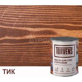 Масло для стен и потолков Torvens — цвет Тик.