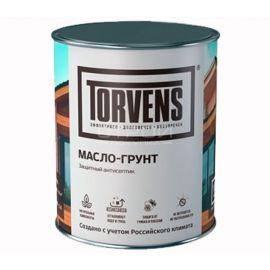 Масло грунт Torvens для консервации дома в зимний период. Фасовка в банках объемом 1 и 5 литров.
