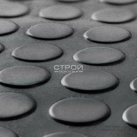 Проступь Монетка с бортиком 25х75 см из резины