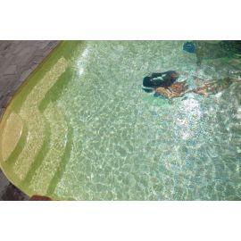 Мозаика Iris Ambar в бассейне