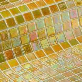 Мозаика Iris Ambar - желтый перламутр