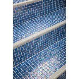 Corner 45-A Safe уголок для бассейна - как это выглядет на углу бассейна.