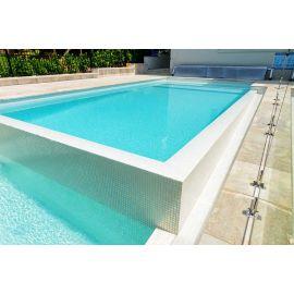 Мозаика Diamond Mix Iris — облицовка бассейна на улице