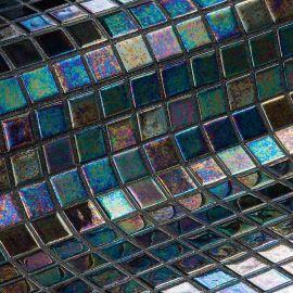 Мозаика Iris Ebano - черный перламутр