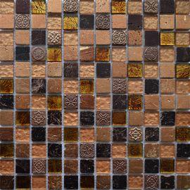 Мозаика KG2301 микс стекла и камня