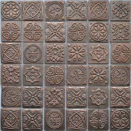 Мозаика KG4802 серо-коричневая