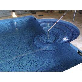 Испанский микс из мозаики Long Island коллекции Cocktail для чаш бассейна