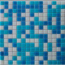 Мозаика MC127 голубой микс - эконом