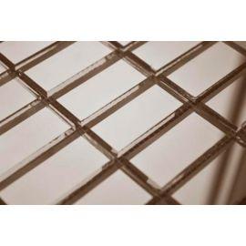 Бронзовая мозаика B42 на сетке
