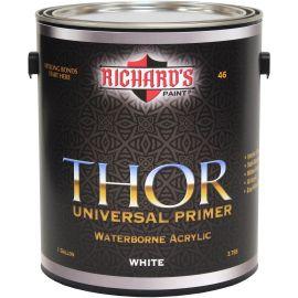 Универсальная акриловая грунтовка Richard's Thor на водной основе - 46 THOR Universal Waterborne Acrylic Primer