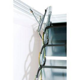 Мошные пружины лестницы Fakro LSF ножничного типа.